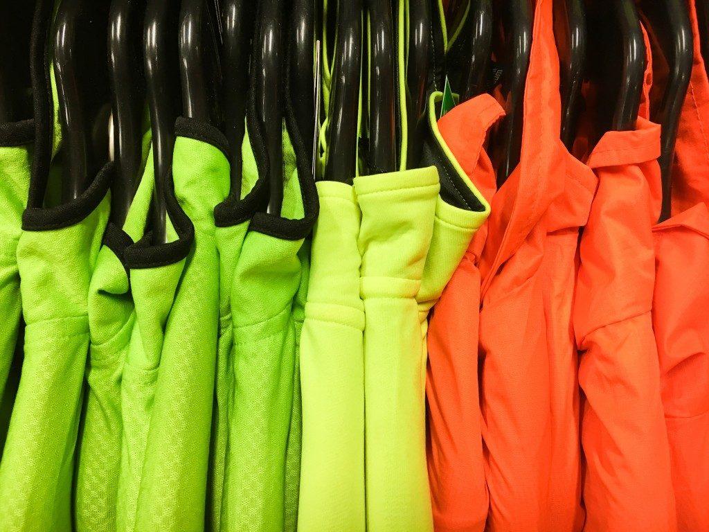 hi-vis workwear