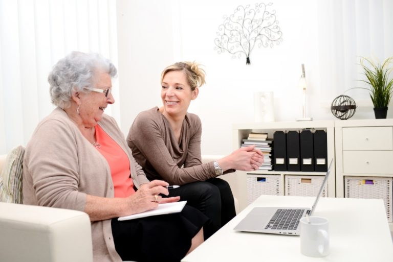 Providing Safety for Older Adults at Home