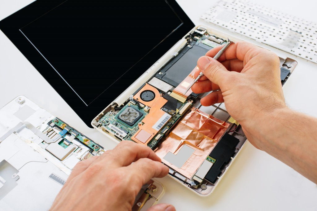 Repairing a device