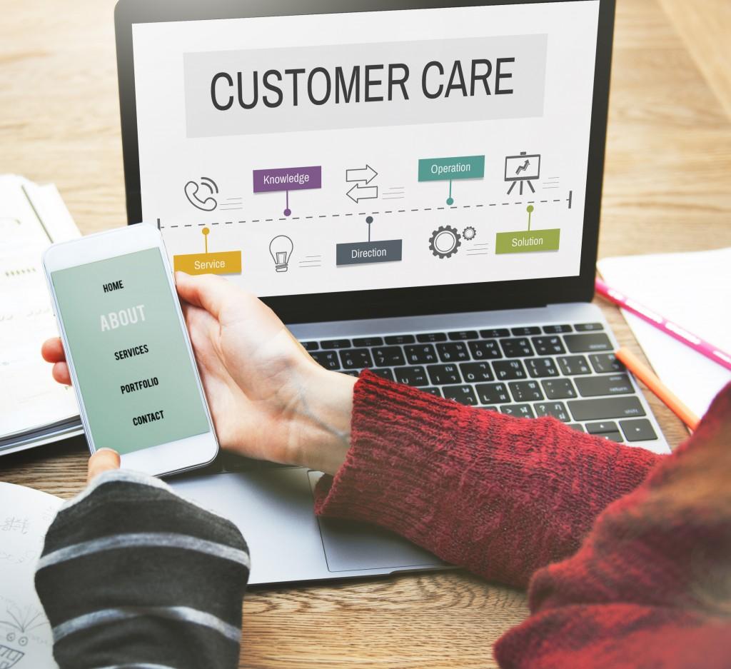 Customer care