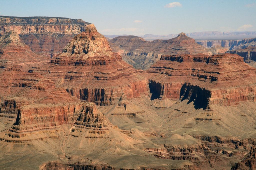 grand canyons in arizona