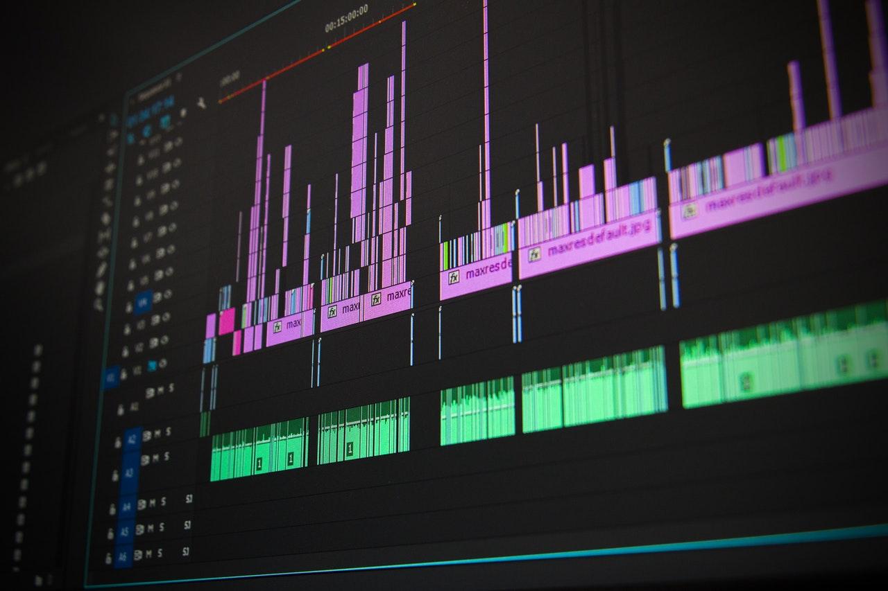 digital audio workstation interface