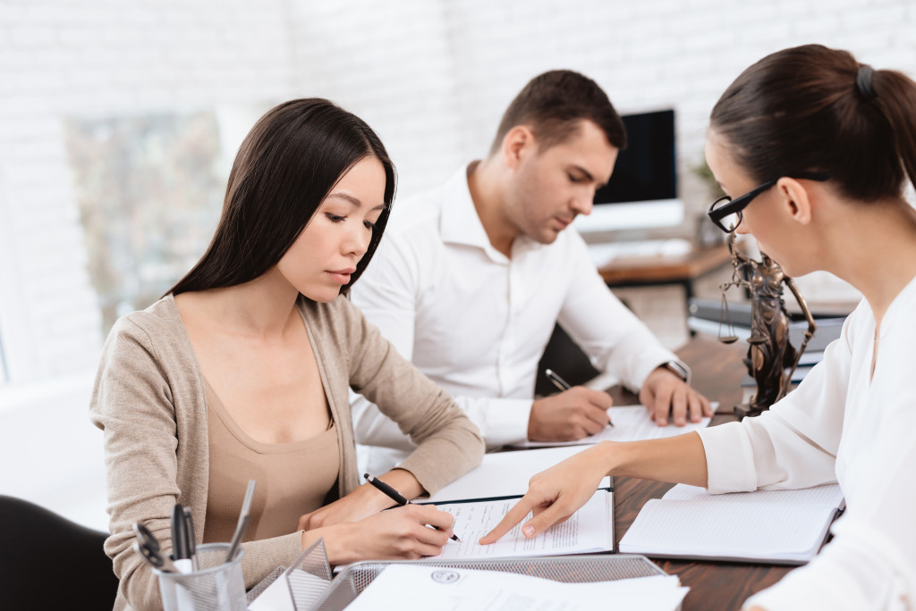 managing agreements in a divorce